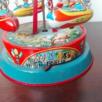 WJ Western Germany Carousel - Toys