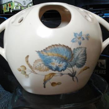 bud vase  - Pottery