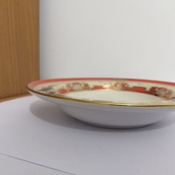 Noritake hand painted gold set of 6 bowls, 1890/1920 - China and Dinnerware
