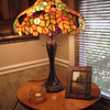 Autumn Leaves Lamp