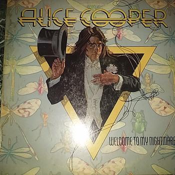 Mr. Alice Cooper.... - Records