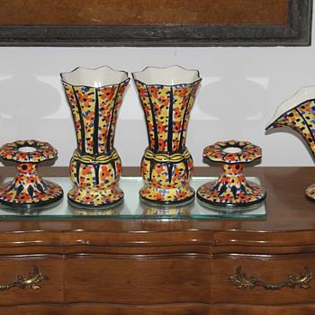 Urbach Polka Dot Collection - Pottery