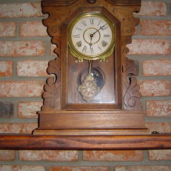 Wm. L. Gilbert Clock - Clocks
