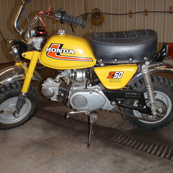 3 Vintage Honda Dirtbikes   My latest barn find. - Motorcycles