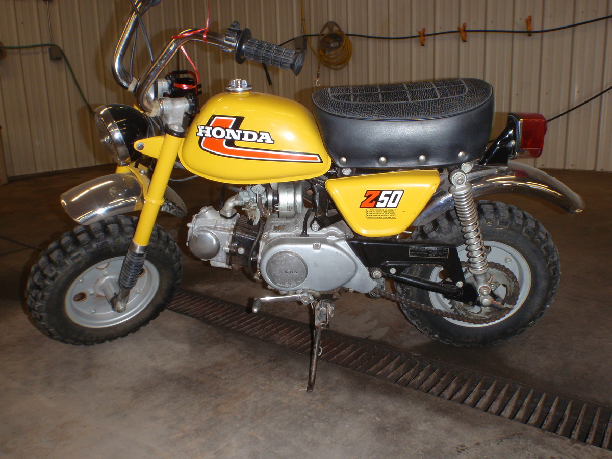 3 Vintage Honda Dirtbikes My Latest Barn Find Collectors Weekly 1960s Motorcycles
