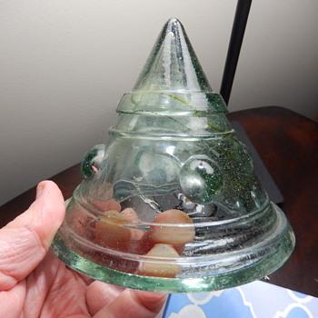 Heavy Cone Glass - Glassware