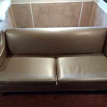 Silver Craft  Metallic Sofa - Furniture
