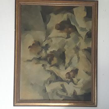 Old oil painting  impressionist? - Fine Art