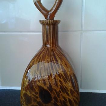 Glass Decanter ! - Bottles