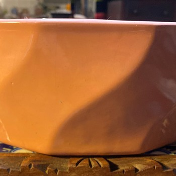 Large Pink California Pottery Planter [?] - Pottery