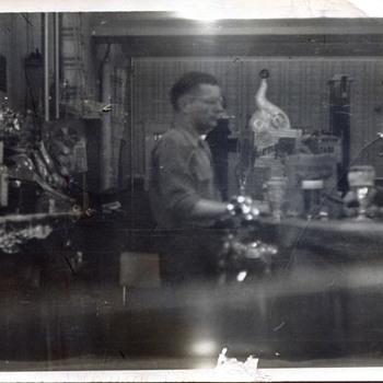 Straub's Bar, Kingston, PA….Late 40s-earl 50s.