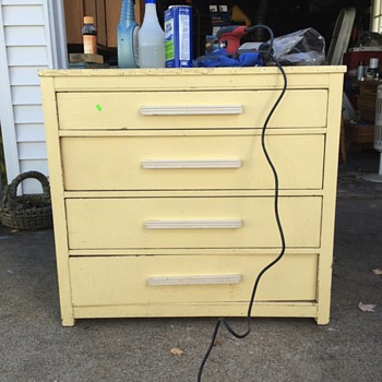 My surprise find, I think - Furniture