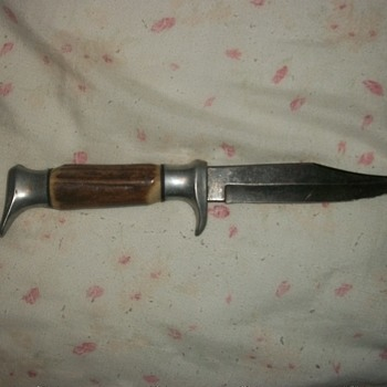 vintage edge brand model 54 bowie knife - Sporting Goods