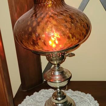 Oil lamps - Lamps