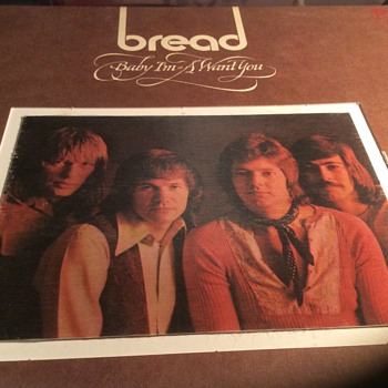 I like the Bread logo on the label  - Records
