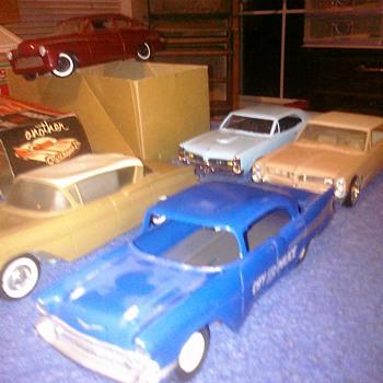 '57 Chevy 4 dr promo car