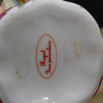 my,Royal coffee  set - China and Dinnerware