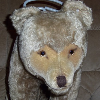 Steiff Bear - Dolls