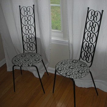 Can anyone tell me something about these chairs? - Furniture