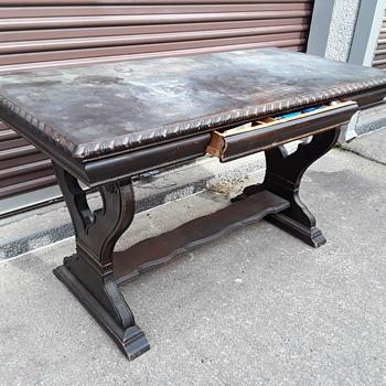 Dad's desk (#2) - Furniture