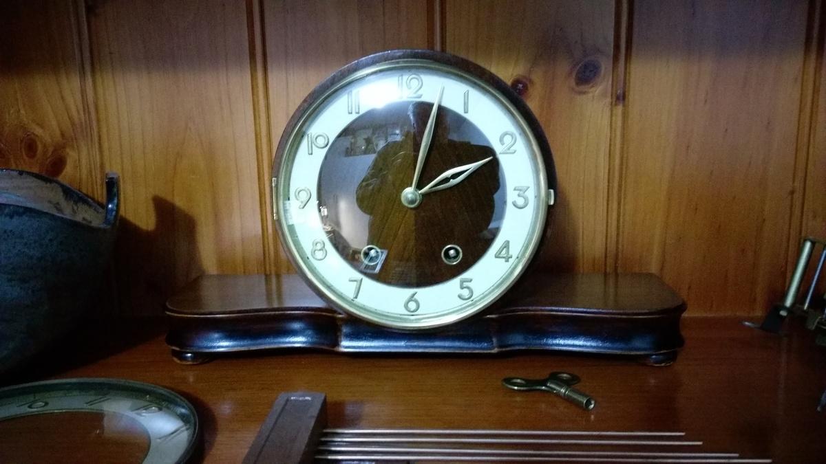 Best german mantle clocks