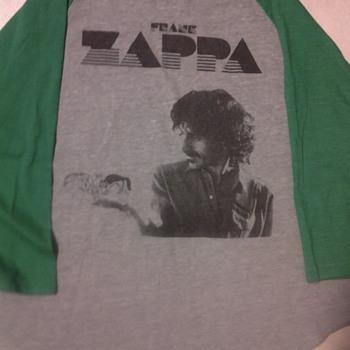 Frank Zappa raglan 1980