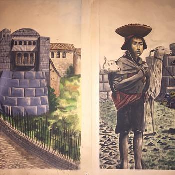 Abraham Sanchez art - Fine Art