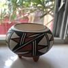 Native American Pottery New Mexico S.D.P. Lovato Acoma