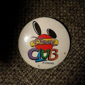 disney club - Advertising