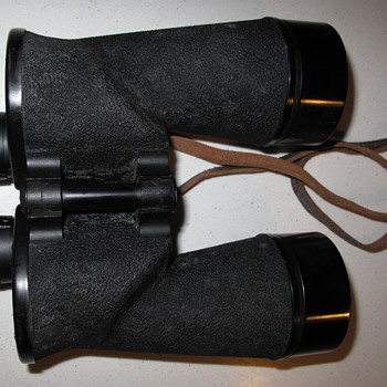 American 8x60 Binoculars Serial #1 - Tools and Hardware