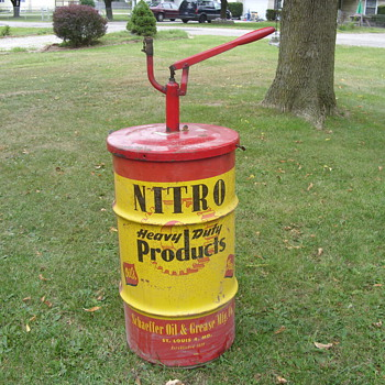shaeffeer oil and grease - Petroliana