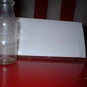Edison Battery Oil Bottle