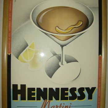 R. Kenton Nelson Hennessy Original Lithograph 142/500 - Posters and Prints