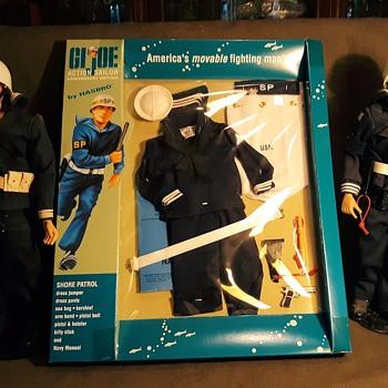 GI Joe 40th Anniversary Edition Shore Patrol #15 of 16 In the Series - Toys