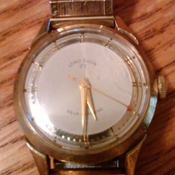 Elgin.. Any info would be appreciated! - Wristwatches