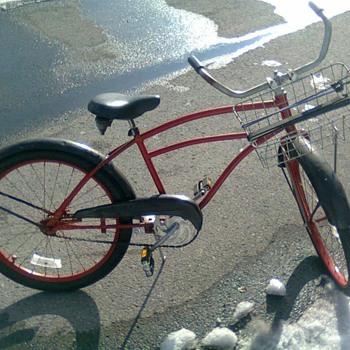 my antique bike