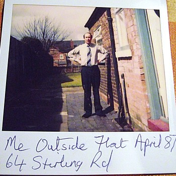 "1987-Birmingham-edgbaston-Polaroid ""image"" camera. - Photographs"