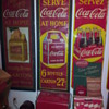 1930's Coca-Cola Carton Vertical Sign