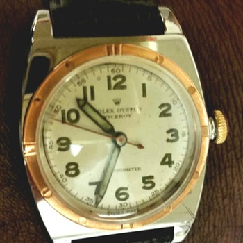 ROLEX VICEROY CHRONOMETER GOLD & STEEL  - Wristwatches