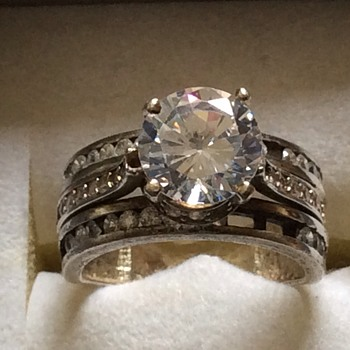 Vintage silver ring. - Fine Jewelry