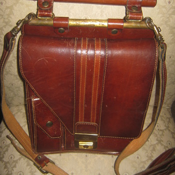 Antique Unusal Handbag ?   - Bags