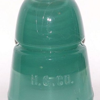 Jade H.G. CO. insulator
