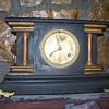 "New Haven Clock Co ""PRESCOTT"" on tag"