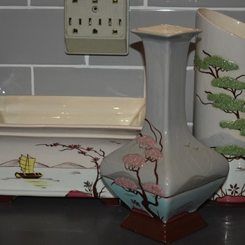 Weil Ware Ming Pattern? - My current favorite! - Pottery