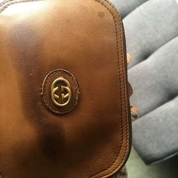Gucci Restoration project from today - Bags