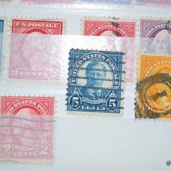 Some stamps III