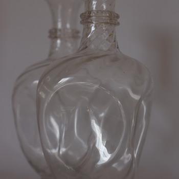 Whitefriars Carafes - Bottles
