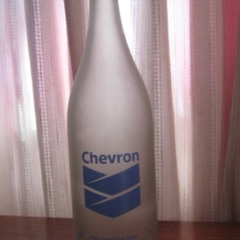 Chevron Water Stock  - Advertising