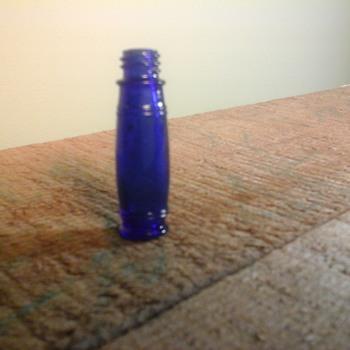 Little Blue Bottle  - Bottles
