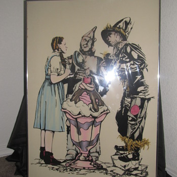 unknown photos of little rascals/wizard of oz - Posters and Prints